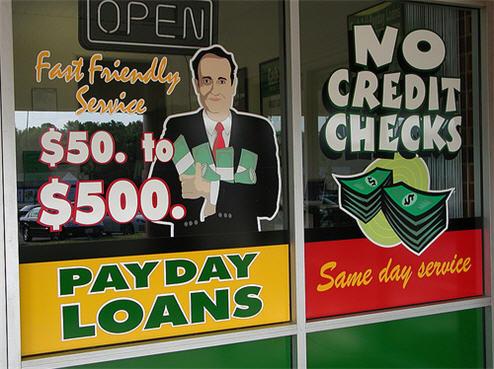 Payday Lender (Credit: Richmond BizJournal)