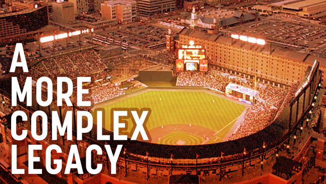 City Paper Camden Yards (Credit: City Paper)