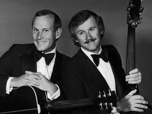 Smothers Brothers (Credit: NPR)