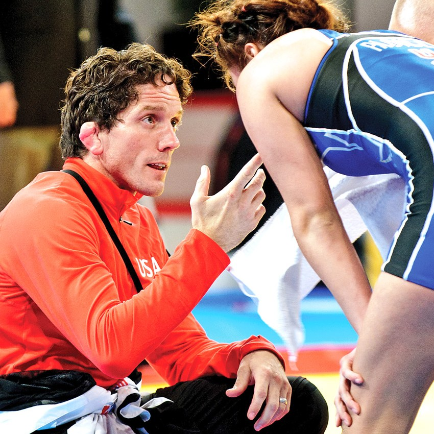 Terry Steiner – Women's National Team Coach