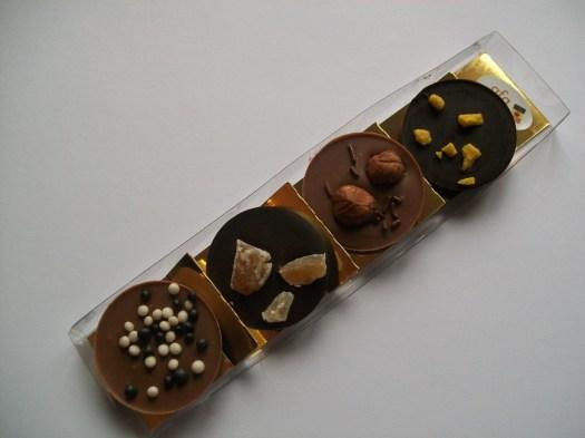 Am Sonntag: afa Schokoladen mit Schoko-Canapes