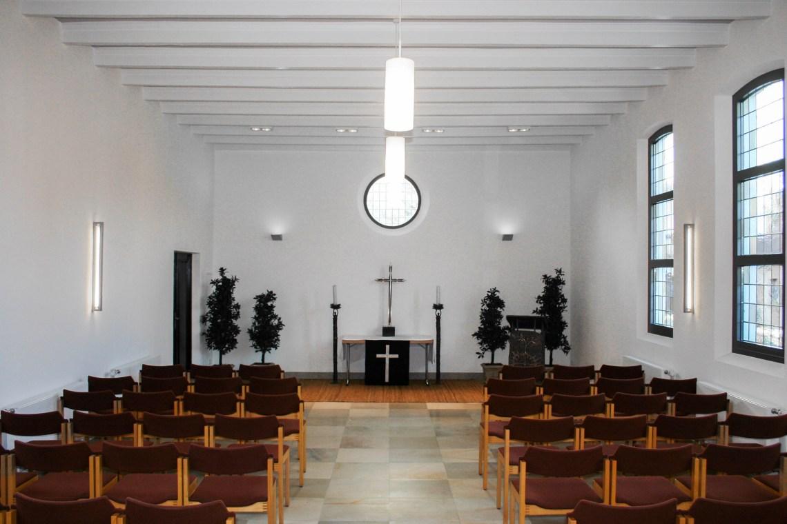 Kapelle Umbau