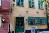 House in Gamla Stan (Old Town)