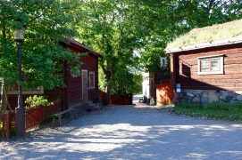 Stocholm Friluftsmuseum (Open Air Museum)