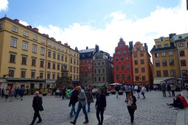 Square in Gamla Stan (Old TOwn