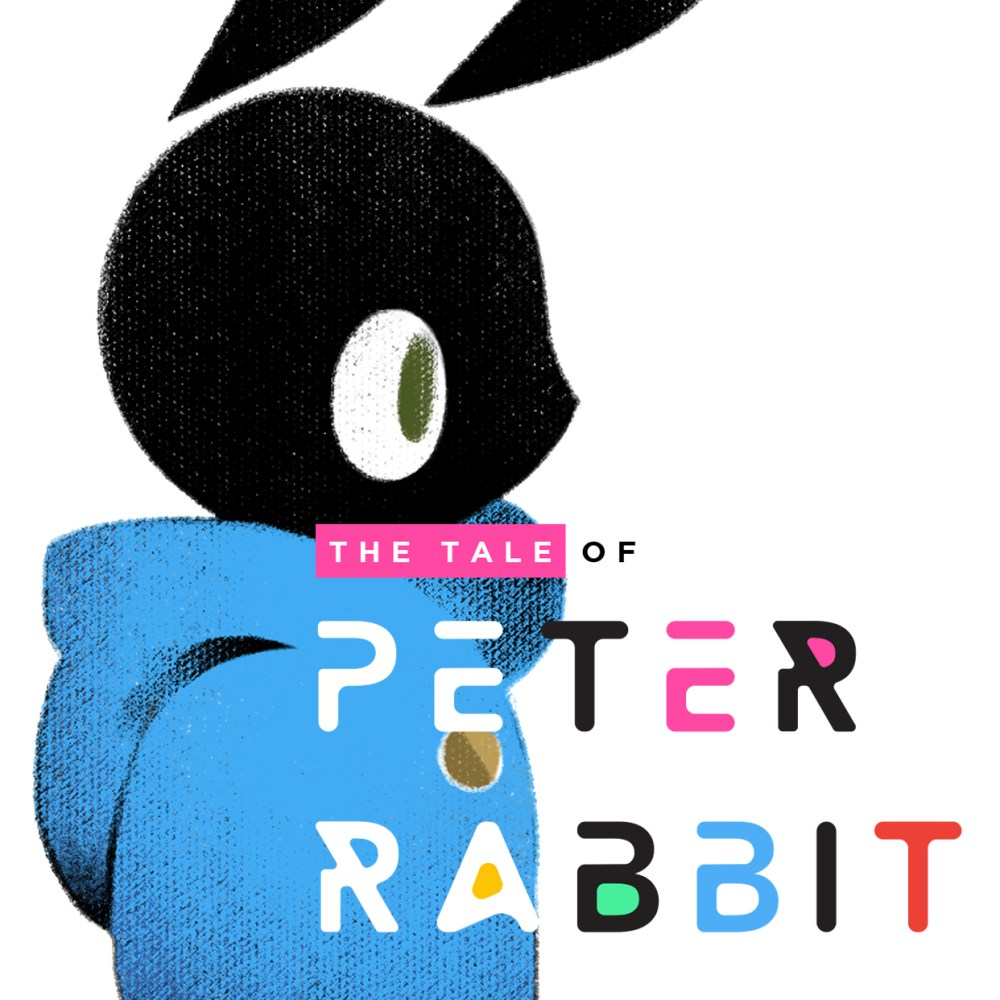 The Beatrix Potter classic The Tale of Peter Rabbit with new illustrations by the Stela artists.