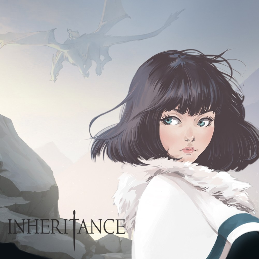 Mara in Inheritance the high fantasy series