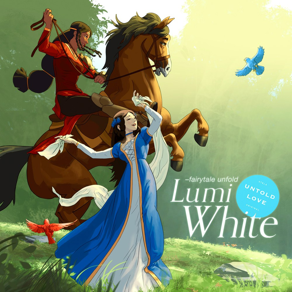 Lumi White & Princess Francis