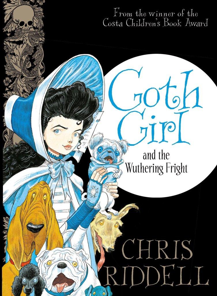 Goth Girl by Chris Riddell