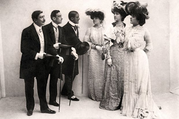 Victorian Men and Women