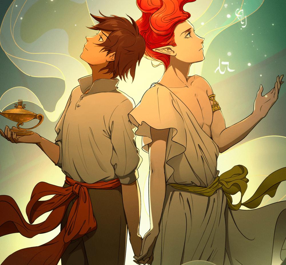 Alyan and Jinling
