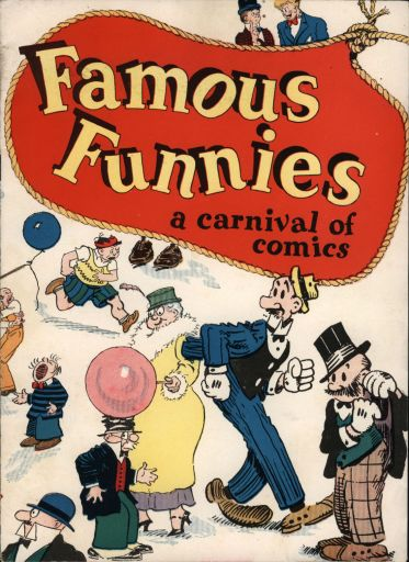 Famous Funnies- A Carnival of Comics