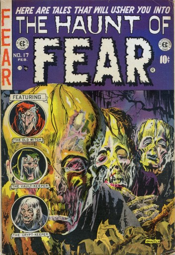Haunt of Fear, EC Comics