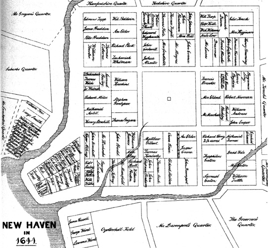 New Haven 1641