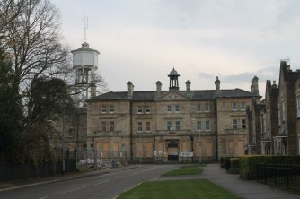 Bracebridge Heath Lunative Asylum
