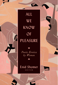 Book Cover for 'All We Know of Pleasure'