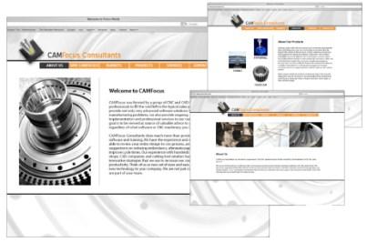 Website Design - CAMFOCUS