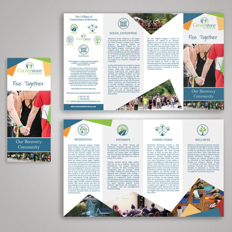 Nonprofit Graphic Designer