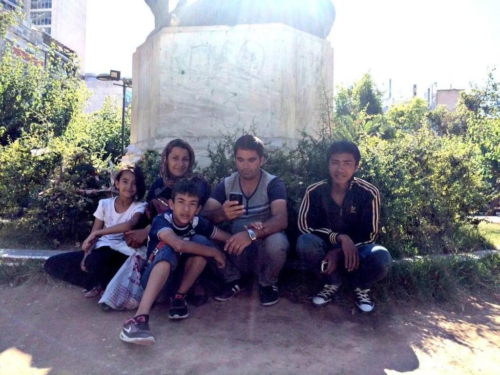 mansu family