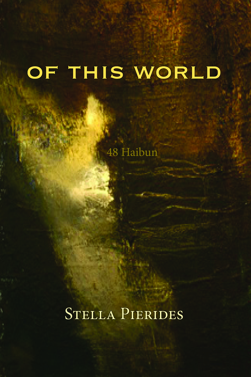 Of This World, just released by Red Moon Press!