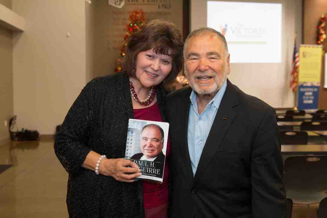 x Raul Yzaguirre Book signing Photo by Phil Soto 669