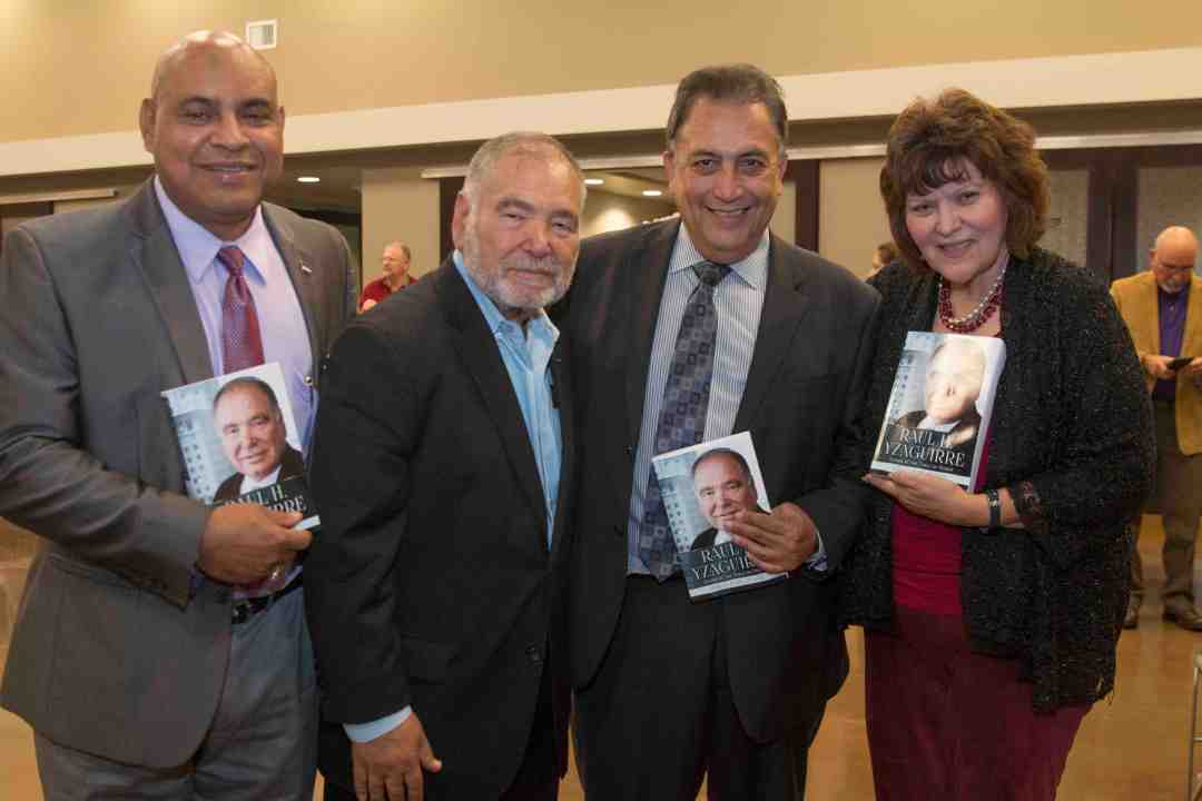x Raul Yzaguirre Book signing Photo by Phil Soto 676