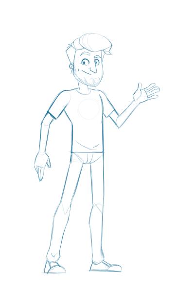 LittleBigO Sketch