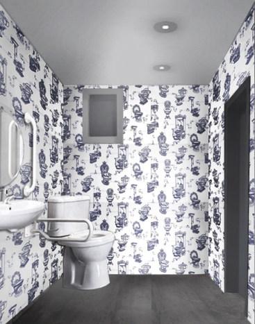 testa apposto render wc clienti
