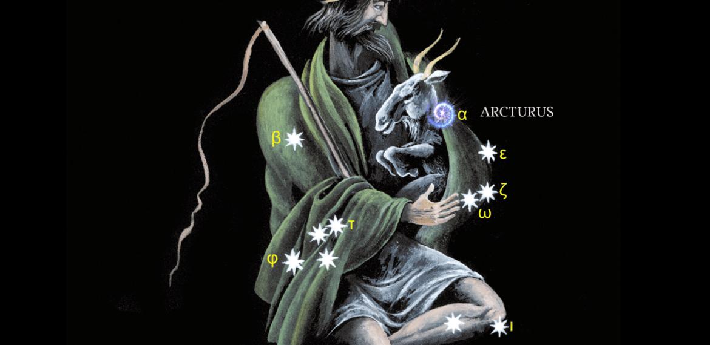 Stellar Code Arcturus