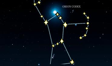Stellar Code Orion