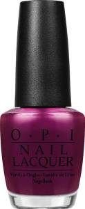 Kiss Me — Or Elf! From the OPI Gwen Stefani Holiday Collection