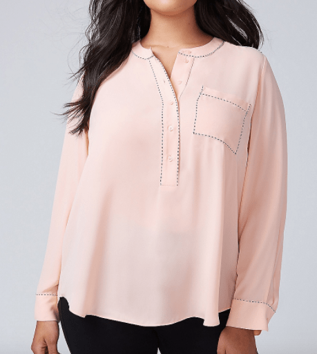 Lane Bryant soft shirt