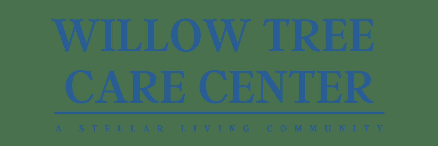 Willow Tree Care Center Skilled Nursing Delta Colorado Logo