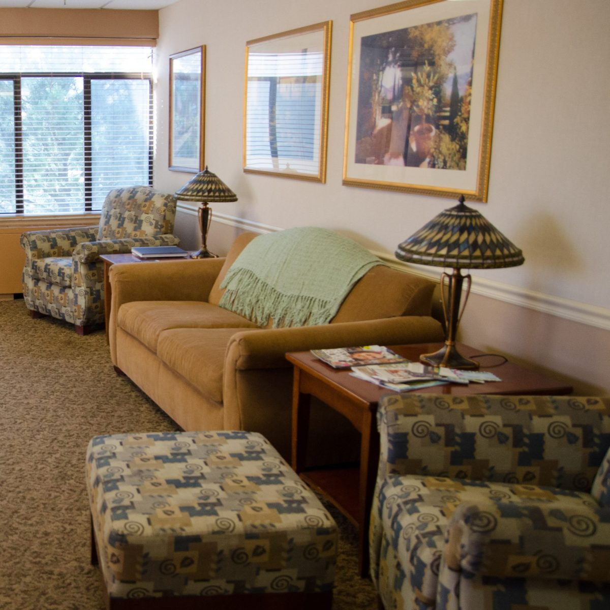 Springs Village Care Center Common Room