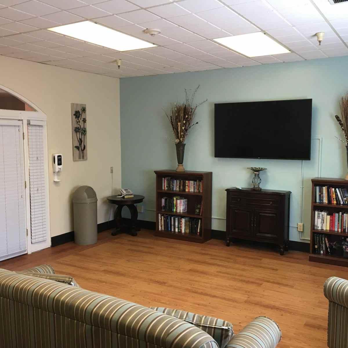 La Villa Grande- Entertainment Room