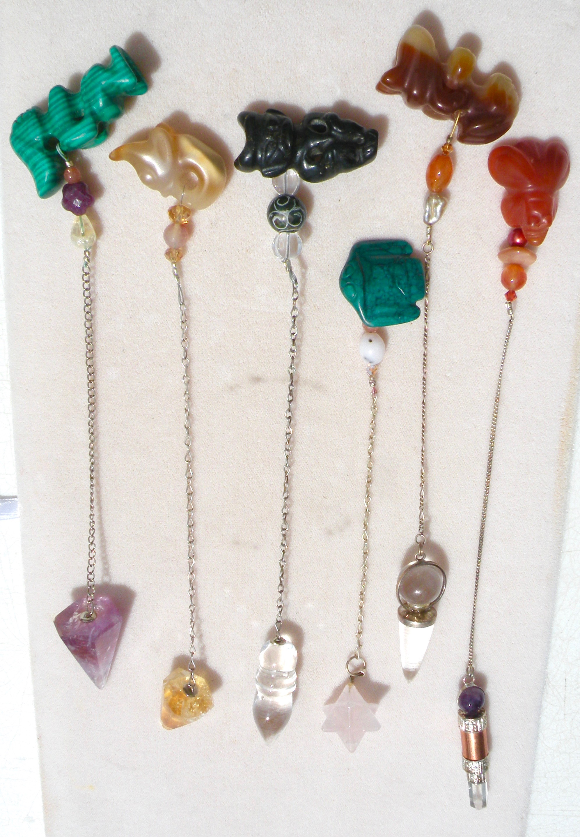 PENDULUMS FOR SALE