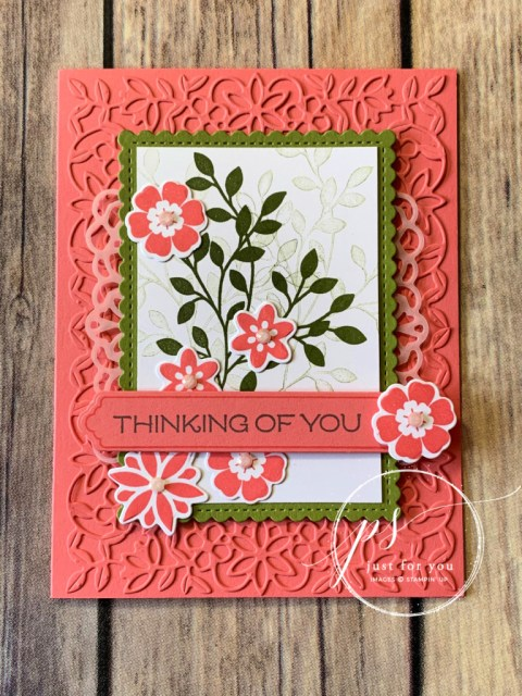 Vine Design Bundle featured in this card