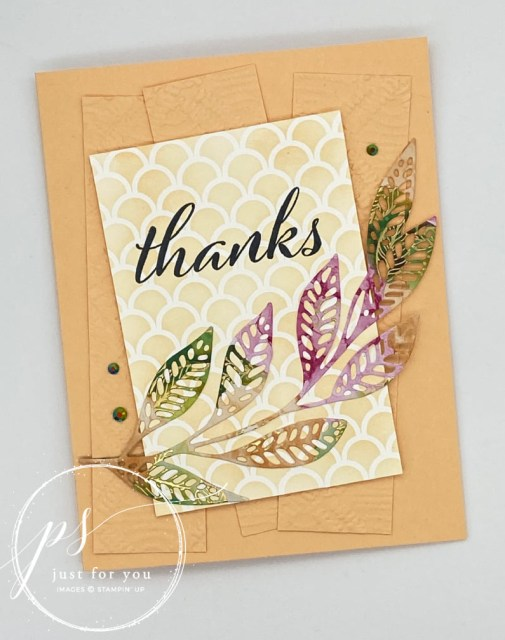 Send a thank you using Artistically Inked