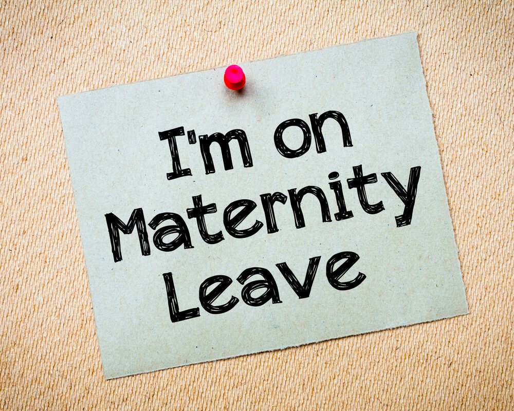 It's Time For Maternity Leave