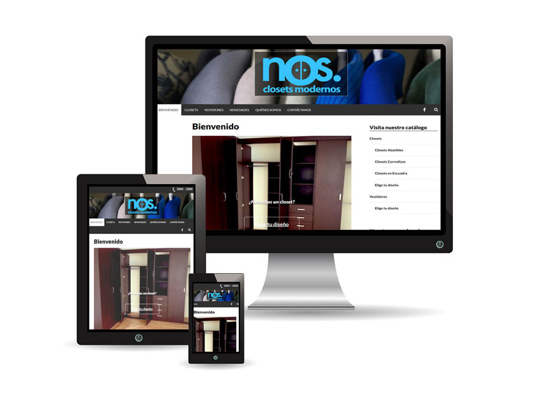 Having a website helps building your online credibility