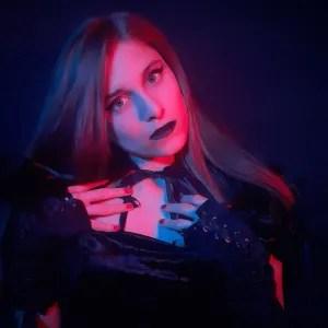 Stella Wembley- Images of Death Photoshoot