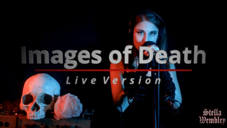 Images of Death- Live Version