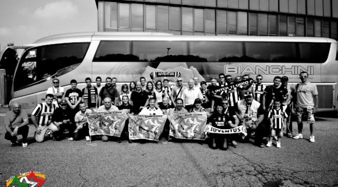 Trasferta con l'Hellas Verona