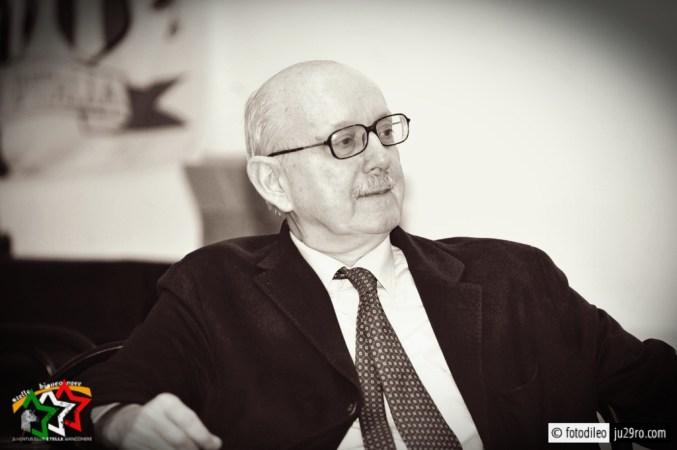Roberto Beccantini ospite a Cesena nella sede delle Stelle Bianconere