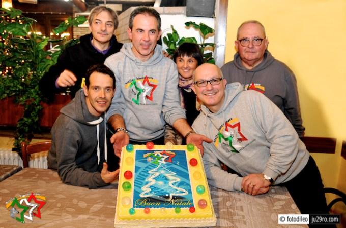 Il Consiglio Direttivo: Misco, Cristian, Gianni, Federica, Francesco e Silvano