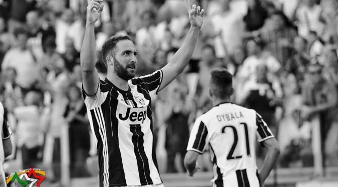 Juventus-Bologna 3 a 0