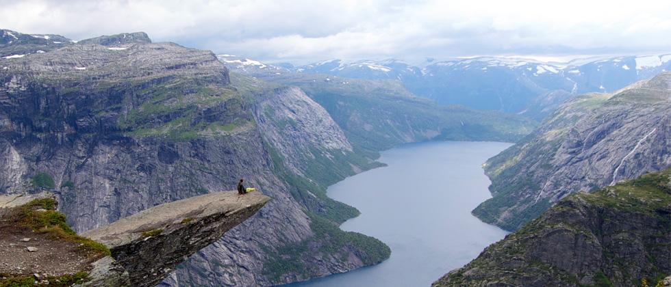 8 hoogtepunten in Noorwegen
