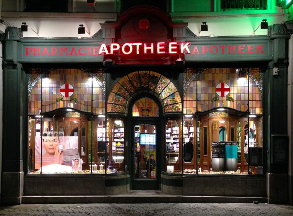 Gent Bijzonder-apotheekje