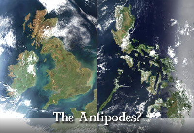 UK and the Philippines: The Antipodes?