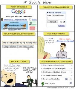 If Google Were...